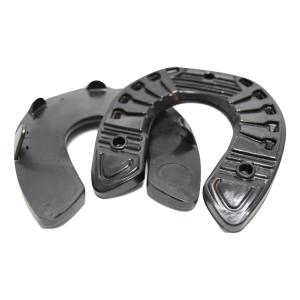 Costin_Horseshoes_size4_front_horseshoe_pack_of_2_Plastic_Horse_shoes_CH4F